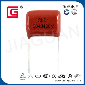 Briefly describe the general application areas of film capacitors